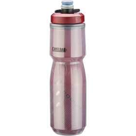 CamelBak Podium Chill Bidón 710ml, burgundy perforated